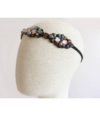 Bijou cheveux Rosita perles