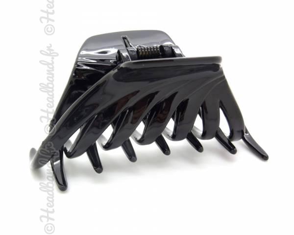 Pince crabe cheveux épais longueur 8 cm