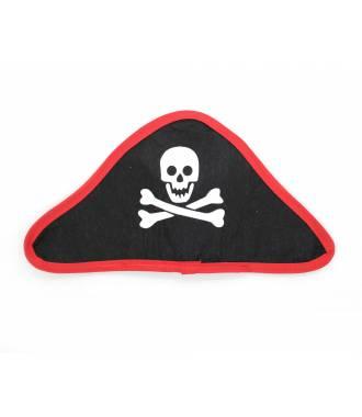Headband Halloween avec chapeau pirate