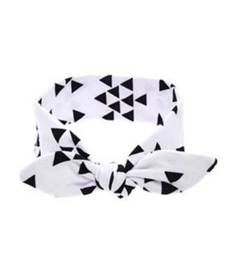Bandeau formes géométriques