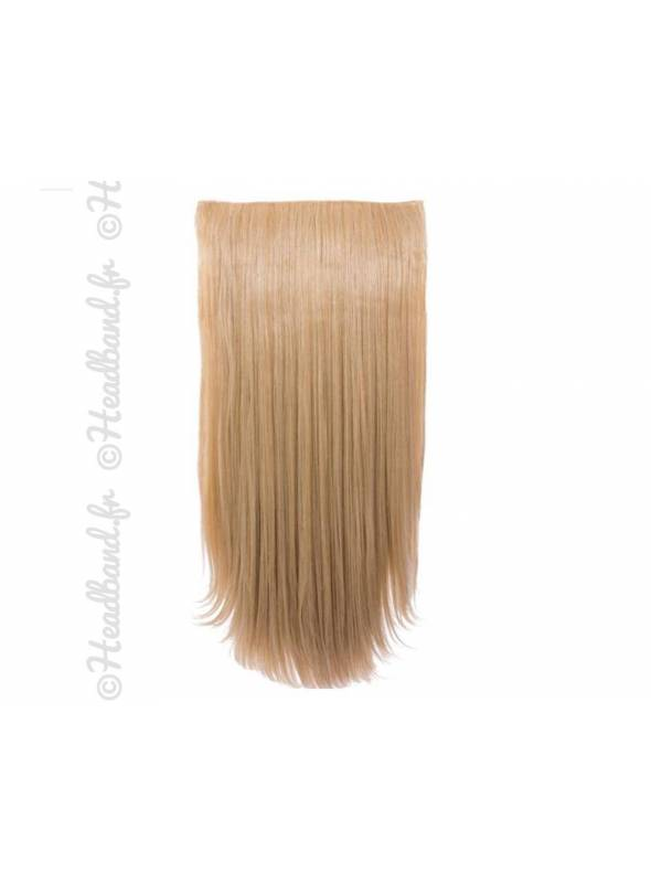 Extensions 3 bandes raides 60 cm - Blond doré