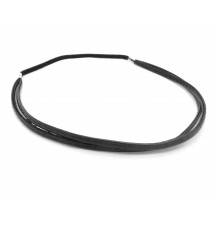 Headband multi-rangs noir