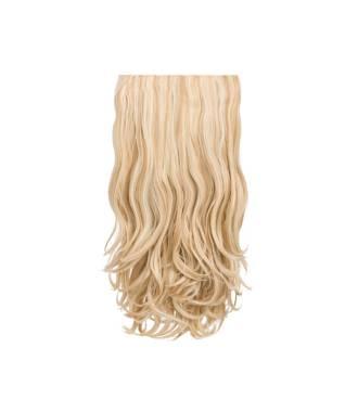 Kit Deluxe 5 bandes boucles 50 cm - Méché blond