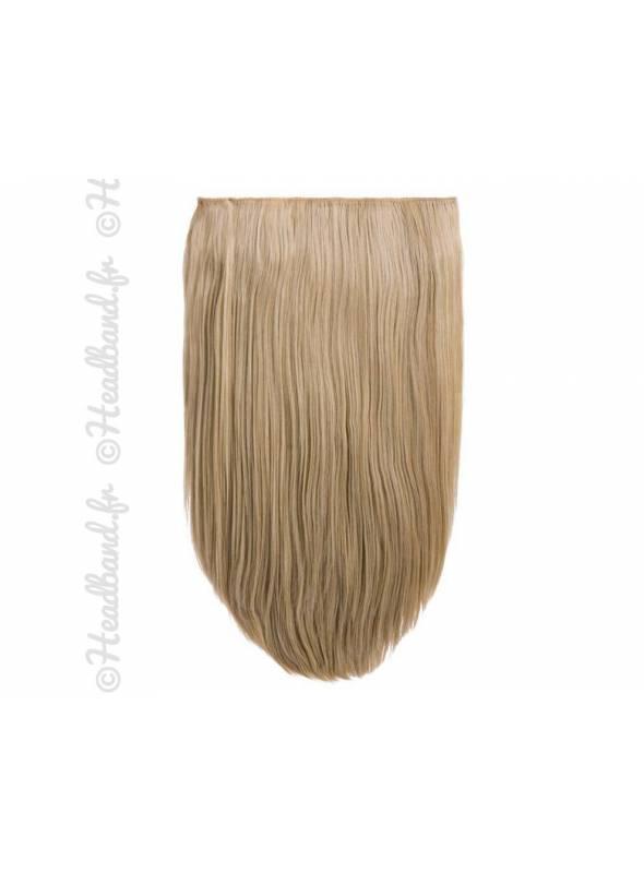 3 bandes extensions raides 60 cm - Blond clair