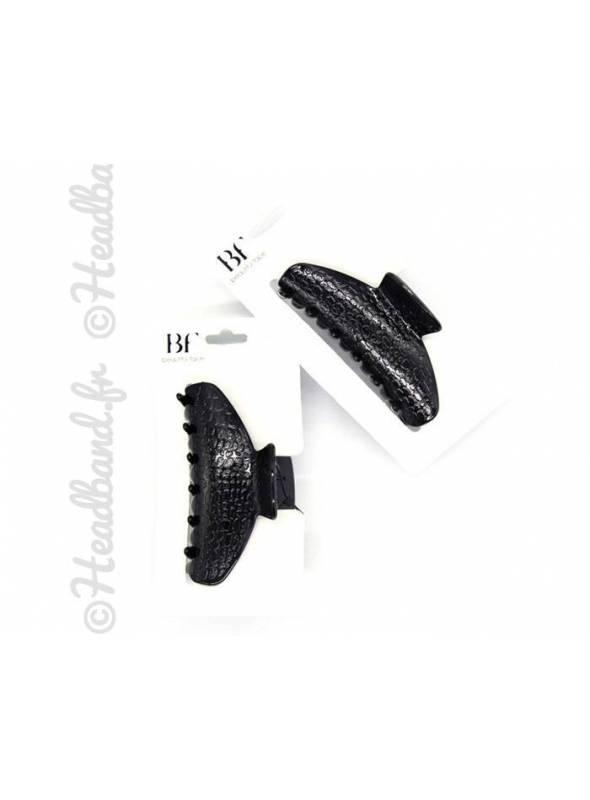 Lot de 144 élastiques chouchous mousse noir