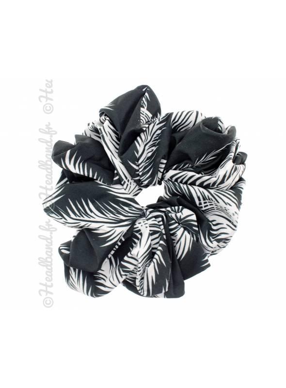 Chouchou palmier noir