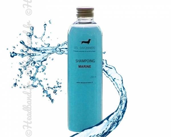 Shampoing doux marine