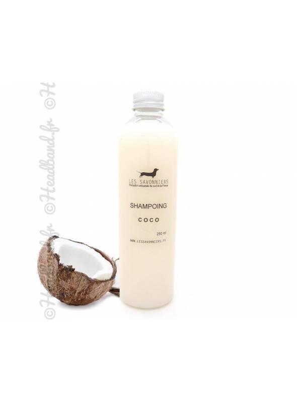 Shampoing doux noix de coco