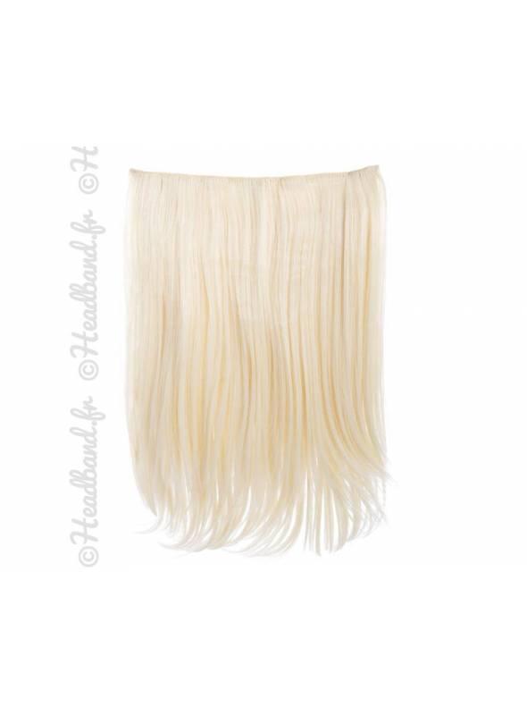 Monobande raide 45 cm - Blond platine