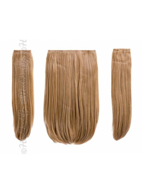 Extensions 3 pièces raides 45 cm - Blond miel
