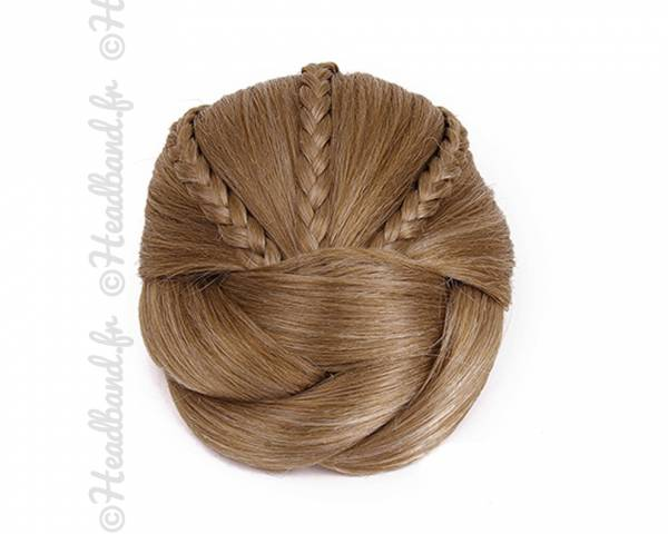 Chignon Tracy - Blond miel