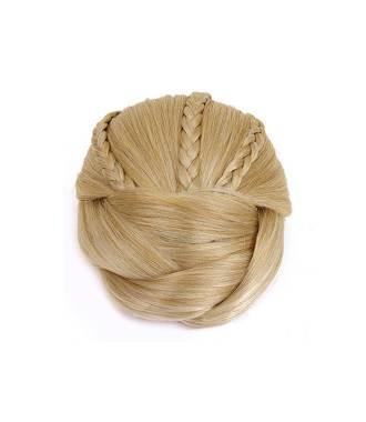 Chignon Tracy - Blond platine