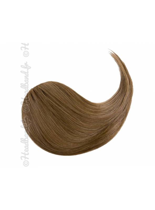 Mèche à clip - Blond foncé