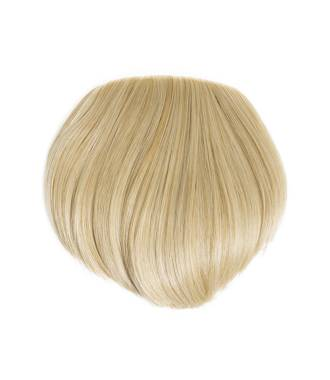 Frange à clip - Blond clair