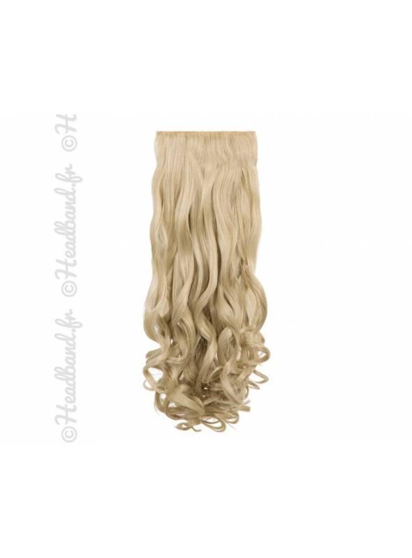 Kit 8 bandes ondulé 50 cm - Blond clair