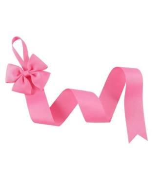 Porte-barrettes fille rose