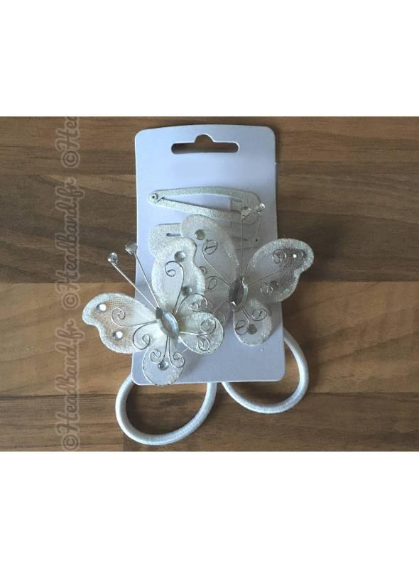 Set accessoires princesse blanc