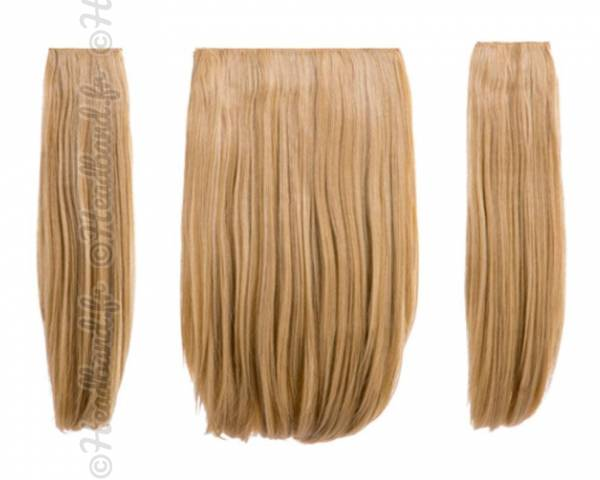 Extensions raides maxi-volume 200 g - Blond doré
