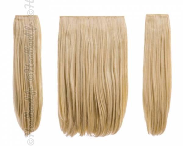 Extensions raides maxi-volume 200 g - Blond clair