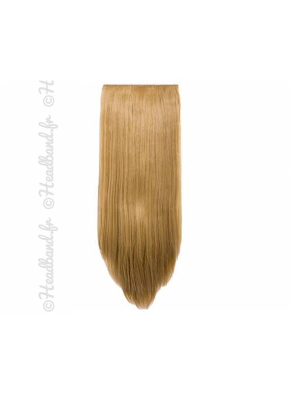 Extensions 8 bandes raides - Blond doré