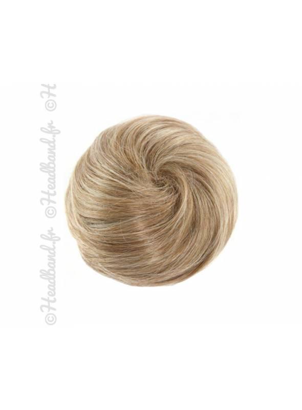 Messy bun - Blond miel