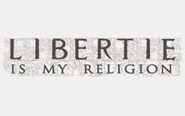 Libertie is my Religion