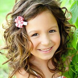 Accessoire cheveux enfants