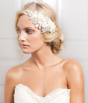 serre tte mariage - Accessoir Cheveux Mariage