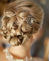 Accessoires cheveux de mariée