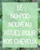 Le no-poo
