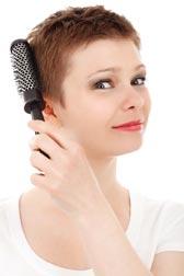 Technique de brossage des cheveux