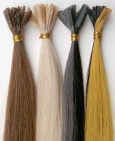 Les extensions de cheveux à chaud