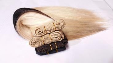 La meilleure utilisation des extensions pour cheveux