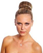 Postiches à cheveux pour femmes