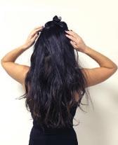 Apprendre à poser des extensions cheveux à clips