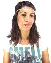 Différentes manières de porter le headband