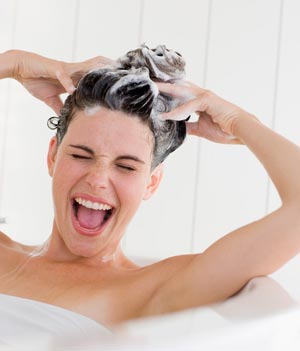 Shampoing cheveux