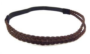 Headband à double-rang