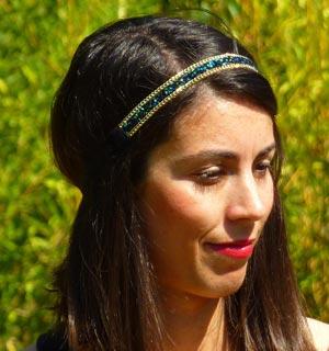 Le headband de Leighton Meester