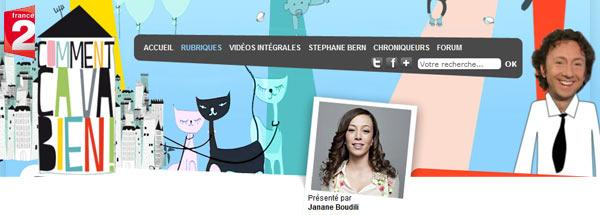 Sélection headband.fr sur France 2